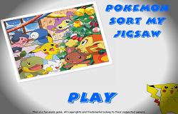 Puzzle cu Pokemoni
