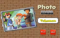 Puzzle cu Pokemon