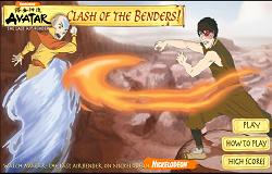 Avatar - Confruntarea Elementelor