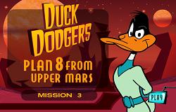 Duck Dodgers pe Marte