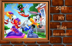 Puzzle Looney Tunes 2
