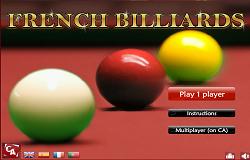 Biliard Francez