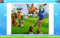 Bugs Bunny si Daffy Duck