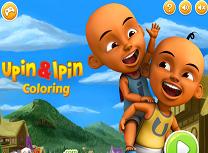 Jocuri cu Upin si Ipin