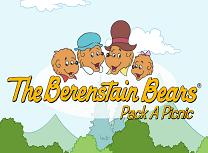 Ursii Berenstain la Picnic