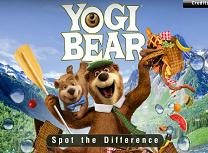 Ursul Yogi Diferente