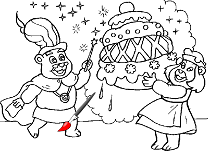 Ursuletii Gummi si Tortul