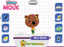 Jocuri cu Ursuletul Mouk