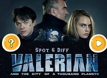 Valerian si Orasul Celor O Mie de Planete Diferente