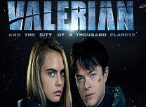 Valerian si Orasul Celor O Mie de Planete Numere Ascunse