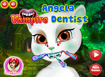 Vampirul Angela la Dentist