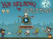 Van Helsing vs Scheletele