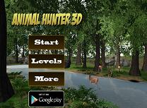 Vanatoare de Animale 3D