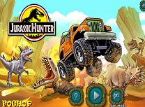 Vanatoarea din Jurassic