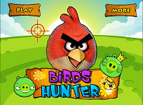 Vanatorul Angry Birds