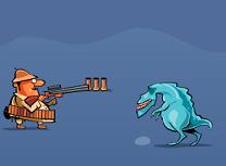 Vanatorul de Dinozauri