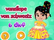Vanellope Von Schweetz Diferente