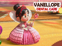 Vanellope la Dentist