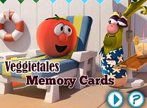 Veggie Tales De Memorie
