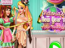 Victoria Creeaza Haine de Anul Nou