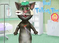 Vindecarea lui Talking Tom