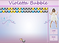 Violeta Bubble