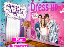 Violeta Dress-up