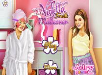Violeta Machiaj Fresh