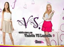 Violeta Vs Ludmila