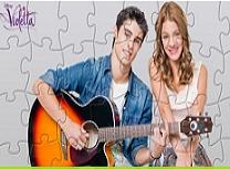 Violeta si Leon Puzzle