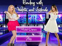 Violeta si Ludmila Bowling