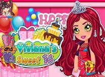 Viviana la 16 Ani