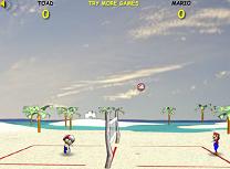 Volei cu Mario