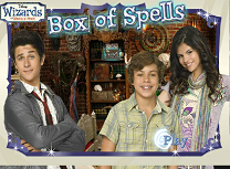 Vrajile Magicienilor din Waverly Place