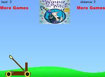 Jocuri cu Vrajitoarea Winnie