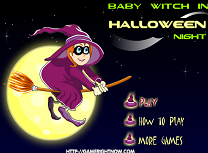 Vrajitoarea de Halloween