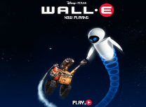 Wall-E In Spatiu