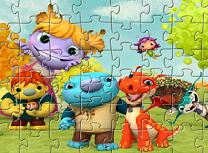 Wallykazam Puzzle