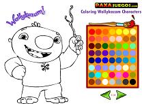 Wallykazam de Colorat