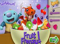 Wallykazam si Fructele