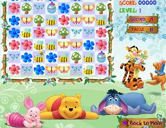 Winnie Pooh Bejeweled