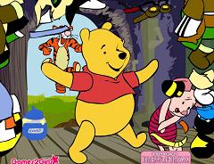 Winnie Pooh de Imbracat