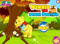 Winnie The Pooh la Doctor