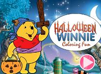 Winnie de Halloween