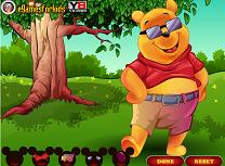 Winnie the Pooh de Imbracat