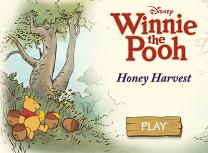 Winnie the Pooh si Recolta de Miere