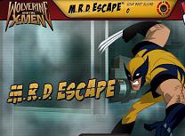 Wolverine Evadarea