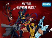 Wolverine si X-Men