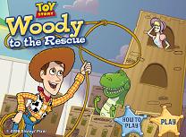 Woody Misiune de Salvare