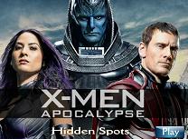X Men Apocalipsa Locuri Ascunse